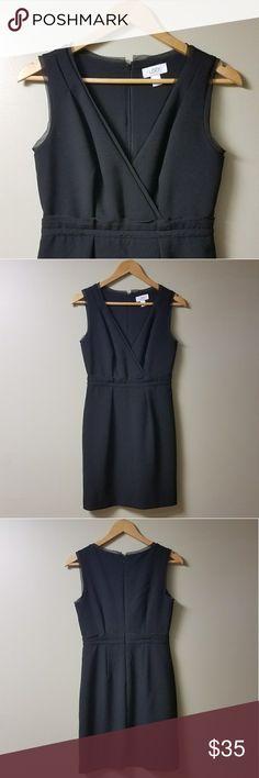 The LOFT Dress LOFT sleeveless little black dress in excellent condition LOFT Dresses Mini