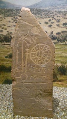 Iberian stele representing an illustrious personage with her trousseau. Ancient Mysteries, Ancient Artifacts, Ancient Aliens, Ancient History, Ancient Astronaut Theory, Stone Age Art, Harappan, Cave Drawings, Fractal