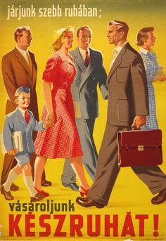 Járjunk szebb ruhában; vásároljunk készruhát!