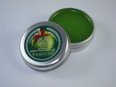The Body Shop Glazed Apple Lip Balm