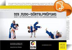 Die Judo-Gürtelprüfung    ::  Kyu-Gürtelprüfungen sind ein zentraler Bestandteil des Judotrainings, vor allem in der Grundausbildung. Das Bestehen der Prüfungen schafft Selbstbewusstsein und Sicherheit bei der Technikausübung. Band I der offiziellen Prüfungsliteratur des Deutschen Judo Bundes gibt Judokas das nötige Wissen in die Hand, um Prüfungen vom 8. Bis zum 5. Kyu (weiß-gelb bis orange) zu bestehen. Trainer können anhand des Buchs Wege zur nächsten Gürtelprüfung planen und organi...