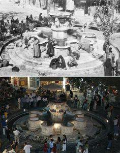 Iraklio, Crete Heraklion, Fountain, Greece, The Past, Archive, Walls, Memories, Dreams, Landscape