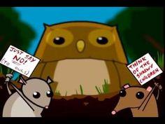 Owls Hate Simon Cowel