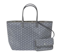 Hoping to own a Goyard tote some day. I already have my personalized designs picked out.