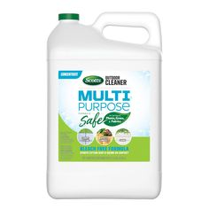Scotts 2.5 Gal. Outdoor Cleaner Plus OxiClean Concentrate. Concrete Cleaner, Deck Cleaner, How To Clean Brick, How Do You Clean, Letter B Coloring Pages, Cement Patio, Furniture Cleaner, Hard Water Stains, Boat Interior