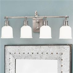 Well Appointed Bath Light - 4 Light