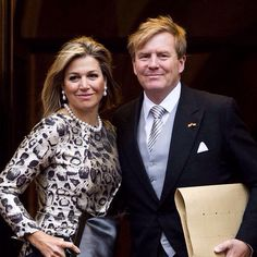 14-01-2015  Queen Maxima and King Willem-Alexander at the New Years reception at the Royal palace in Amsterdam. #queenmaxima #kingwillemalexander #queen #king #netherlands #dutch #koninginmaxima #koningwillemalexander #koningin #koning #nederland #amsterdam #paleisopdedam #royalpalace #nieuwjaarsreceptie #newyearsreception #maxima
