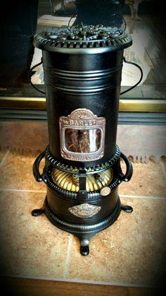 1916 Barler kerosene heater