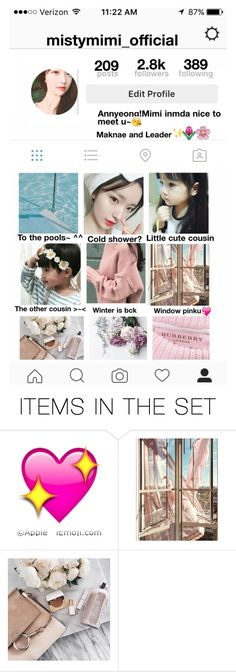 """[Instagram UPDATE] WOHOO"" by moonmimi-official ❤ liked on Polyvore featuring art"