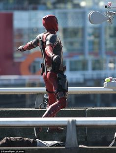 140 Deadpool Movie 2016, Ryan Reynolds, Screenwriting, Punk, Superhero, Movies, Fashion, Moda, Films