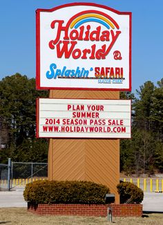 Holiday World and Splashin' Safari in Spencer County, Indiana.