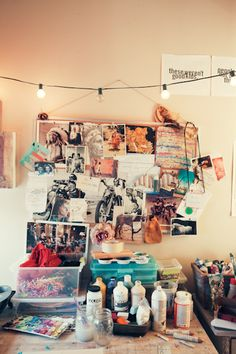This is what my workspace NEEDS to looks like