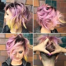 Image result for messy haircuts