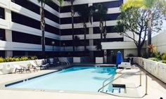 The Westin Los Angeles Airport Review Pool 7