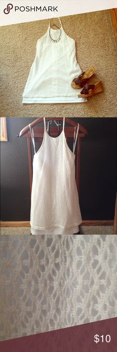 Holster-top Tank This is a golfer-top style long tank. Shoes sold separately. Tops Tank Tops