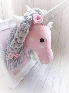 Resultado de imagem para necessaire unicornio feltro
