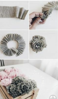 Birthday Decorations Diy Streamers Paper Flowers 39 Ideas For 2019 Crepe Paper Backdrop, Crepe Paper Decorations, Streamer Decorations, Crepe Paper Streamers, Party Streamers, Paper Flowers Craft, How To Make Paper Flowers, Diy Birthday Decorations, Crepe Paper Flowers