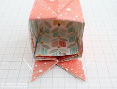 Anleitung Stampin Up Tutorial Gastgeschenk Tuete Goodie Origami 035