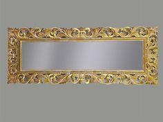 Specchi da parete specchio ornamentale 3 colori specchiera for Specchio da terra barocco
