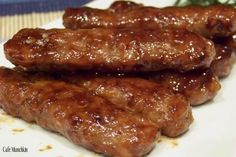 Longanisa Recipe - Skinless Longganisa | Filipino Foods And Recipes - Pinoy foods at its finest.