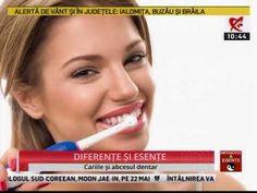 Diferente si Esente - Cariile si abcesul dentar