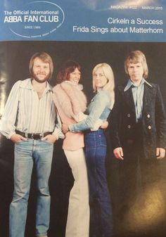 ABBA Fans Blog: Official Abba Fan Club Magazine - March 2015