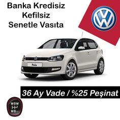 Banka kredisiz, kefilsiz Senetle Vasıta! Şimdi tüm Volkswagen araç portföyümüzü inceleyebilirsiniz… 0212 709 8181