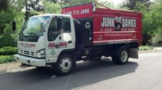 Cost difference Between Dumpster Rental and Junk Removal - Junk Removal Indianapolis - Junk Dawgs: Dumpster Rental, Junk Removal, How To Remove, Trucks, This Or That Questions, Big, House, Ideas, Home