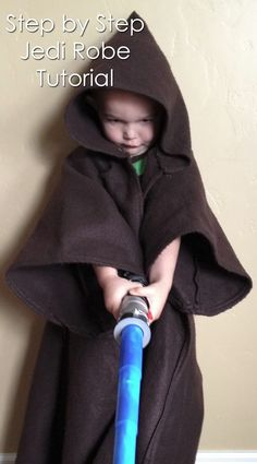 Easy Jedi Robe Tutorial