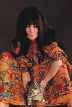 Cher - we have the same birthday, how could I not adore her????