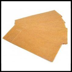 Torebki papierowe EKO 250 g - 500 g (100 sztuk) NOWOŚĆ