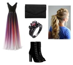 """Untitled #142"" by kleopatra92 ❤ liked on Polyvore featuring Barbara Bui and LULUS"