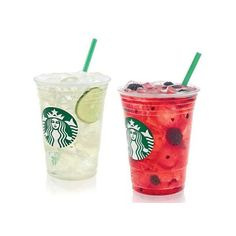 Deals Try new Starbucks Refreshers for free on Friday ❤ liked on Polyvore featuring food, drinks, starbucks, food and drink and fillers