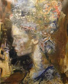 Art of Darkness: Charles Dwyer Naples 2009 | Mixed Media | Art of Darkness... | ArtofDarkness.co