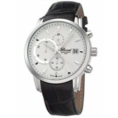 Ceas Barbatesc Bossart BW-1104-W-LE Chronograph