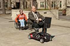 """Clemson professors criticize 'trivializing' disability awareness event   Inside Higher Ed I always thought this was a good ideal, especially for people who work with the disabled. I think the purpose is to raise awareness and compassion, not to put the able body person in my """"wheels"""". I use to go away to camp and as part of the new camp counselor orientation, they were assign a disability for few days."""