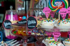Charlie and the Chocolate Factory Birthday Party