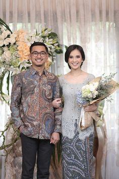 Acara Lamaran Tema Flowery Garden ala Irani dan Ajung | The Engagement | The Bride Dept