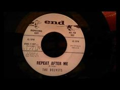 Delvets - Repeat After Me - Smooth Doo Wop Ballad