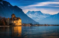 7 Places You Have To Visit In Switzerland! in Europe, Switzerland - Travel - Hand Luggage Only