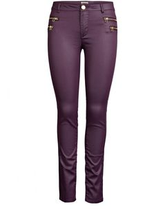 OLIVIA REGULAR ZIP LEGGINGS NOOS