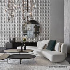 Check out these contemporary living room decorating ideas which are so worth to be the reference to update the look of your very own living room! Interior Design Living Room, Living Room Designs, Living Room Decor, Living Spaces, Sofa Design, Sofa Furniture, Furniture Design, Casa Milano, Interiores Design