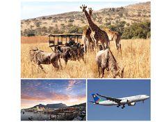 Gewinne mit Lascana eine Reise nach Südafrika für 2 Personen!  Du gewinnst die Flüge für 2 Personen, einen Mietwagen und die Hotelübernachtungen inkl. Frühstück.  Sichere dir hier deine Chance im Wettbewerb und gewinne: http://www.gratis-schweiz.ch/gewinne-eine-reise-nach-sudafrika/  Alle Wettbewerbe: http://www.gratis-schweiz.ch