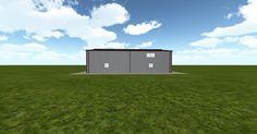 Cool 3D #marketing http://ift.tt/2oY5xvU #barn #workshop #greenhouse #garage #roofing #DIY