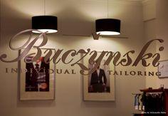 Buczynski Individual Tailoring Showroom in Warsaw