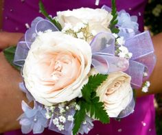 make a dollar store corsage for about $5 instead of spending 50