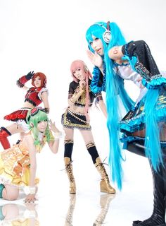 Vocaloid Cosplay Pictures | Cosplay Upload! - Part 2