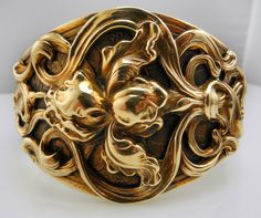 This gorgeous bracelet,I believe, is is from the 30s or 40s.