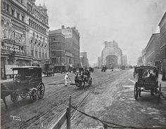 Times Square, New York City 1900 [600x468] - Imgur