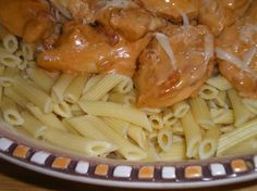Paula Deen's Chicken & Riggies  (this photo does not do it justice...this recipe is delish!)